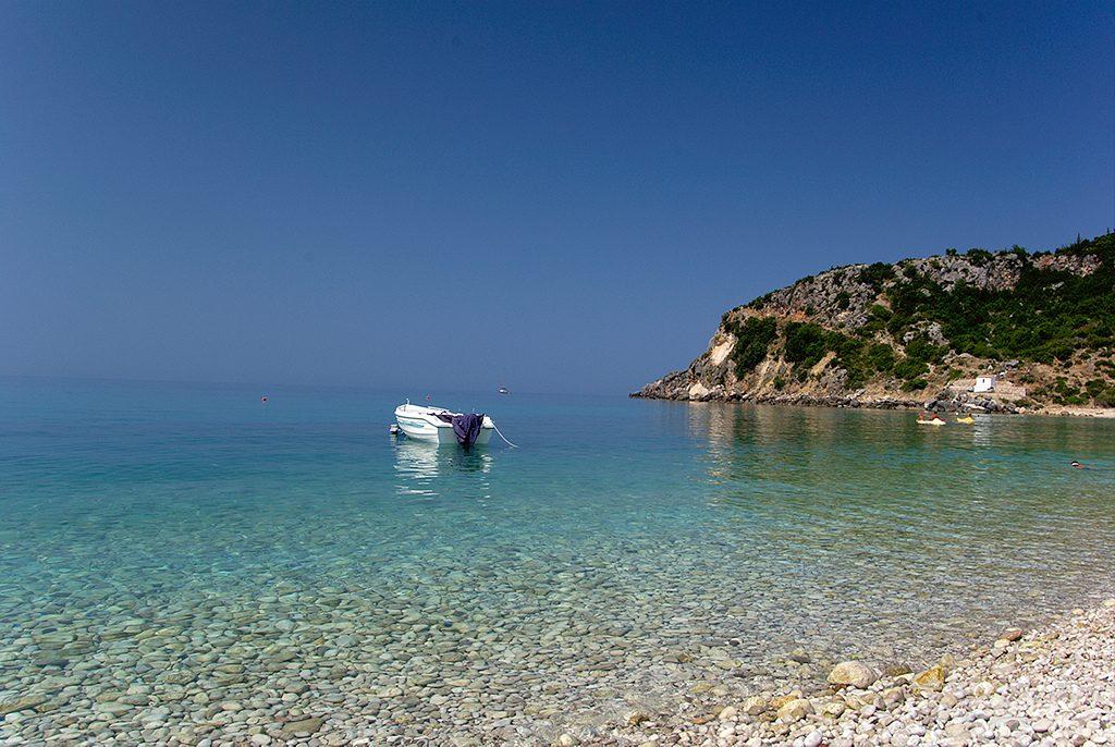 Spiagge di Valona - Himara, nel sud dell'Albania