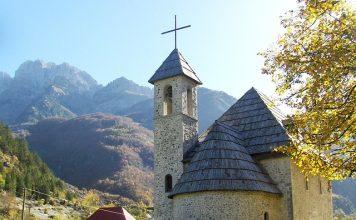 parco-nazionale-thethi-chiesa-albania
